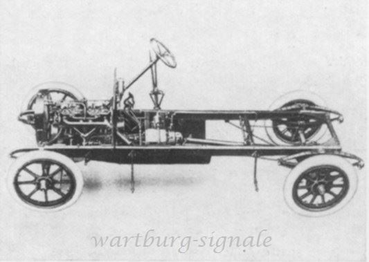 Dixi-Chassis