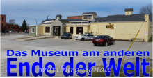 Das Hudson-Museum in Ypsilanti / Michigan